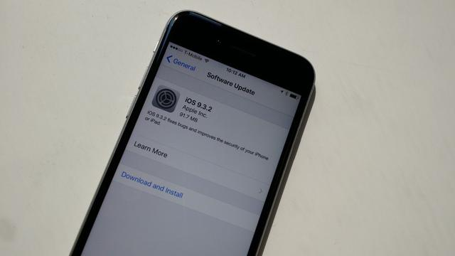 Apple 6S iOS9.3.2正式版下載最新正式版