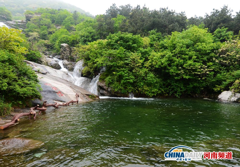 国家地质公园:河南省商城县金刚台美景清幽脱俗