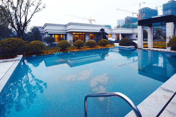 泳池 游泳池 600_400