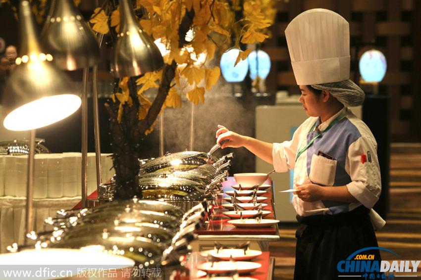 APEC峰会:国家会议中心筹备万人用餐