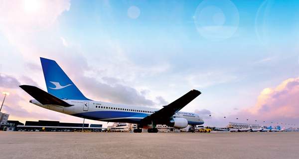 2月20日和24日各执飞1班;厦门-马尼拉航班号为mf819