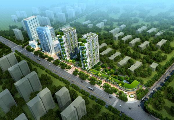 """青岛西海岸首创""""绿强度""""指标体系 引领生态建筑风潮"""