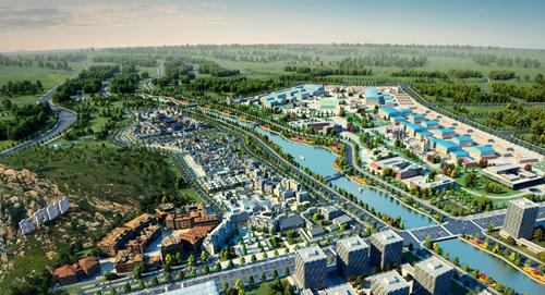 全球投资最大影视产业园在青岛西海岸新区开建