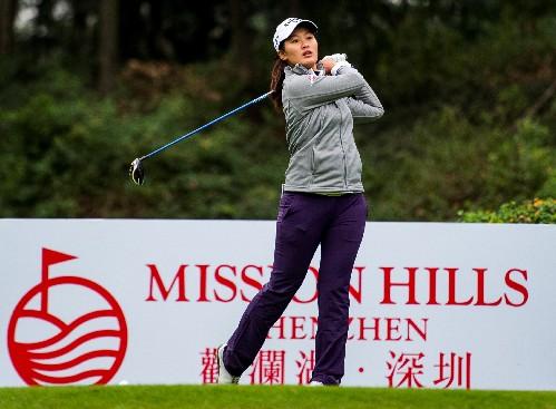 2015世界女子高尔夫锦标赛12日揭幕