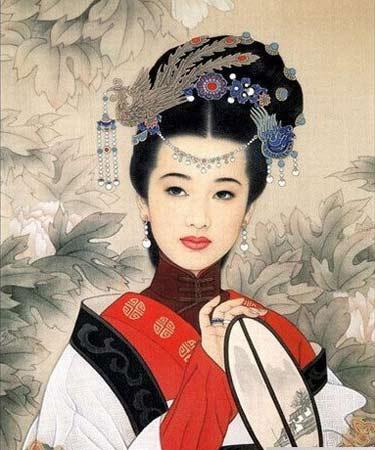 中国历史上15位离奇后妃 孝庄太后下嫁多尔衮