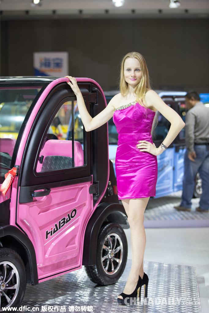 南京新能源汽车与电动车展
