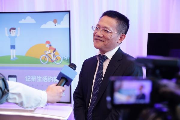 青岛海信电器股份有限公司新任总经理代慧忠.