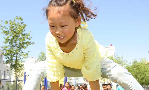世界微笑日:笑脸相迎