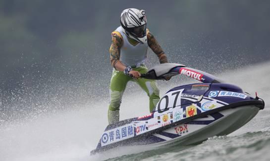 第五届中国摩托艇联赛暨中美澳艺术滑水明星对抗赛激情开赛 l67传奇国际 第1张