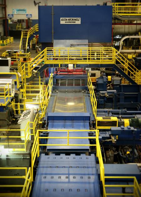 德钛(南通)航空航天精铸有限公司为美铝公司收购 并轨世界500强进军欧洲
