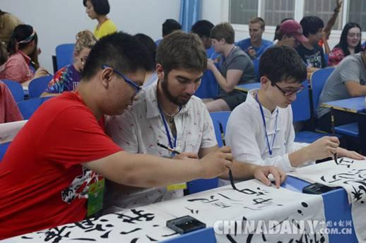 汉语桥-美国高中生夏令营让两国青青年更懂彼中型最高性价比suv图片