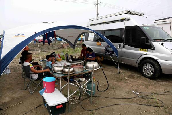 第一届CFCC长三角汽车房车露营大会在通州湾成功举办