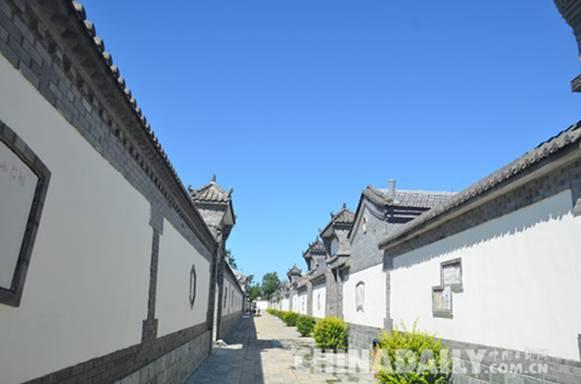 """廊坊固安县:""""美丽乡村""""建设再发力图片"""