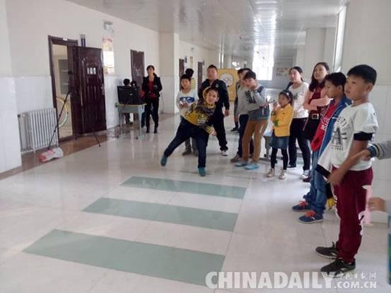 河北迁安第六实验小学学生省纸飞机通讯赛获奖