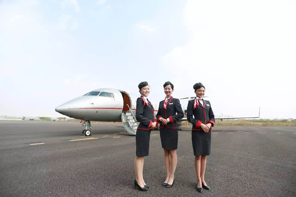 """首家运输型航空公司投入运营 南通""""飞""""入私人订制时代"""