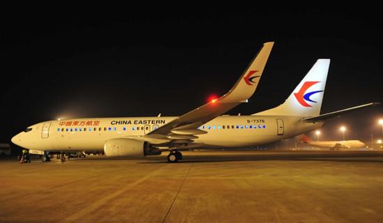 东航新飞机加盟 助力湖北武汉春运