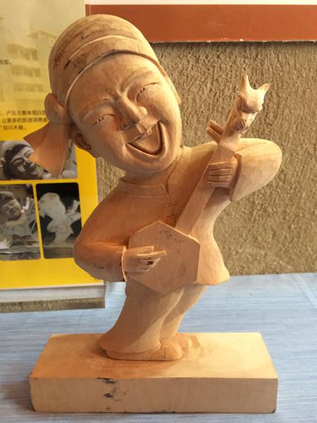 指尖上的剑川木雕