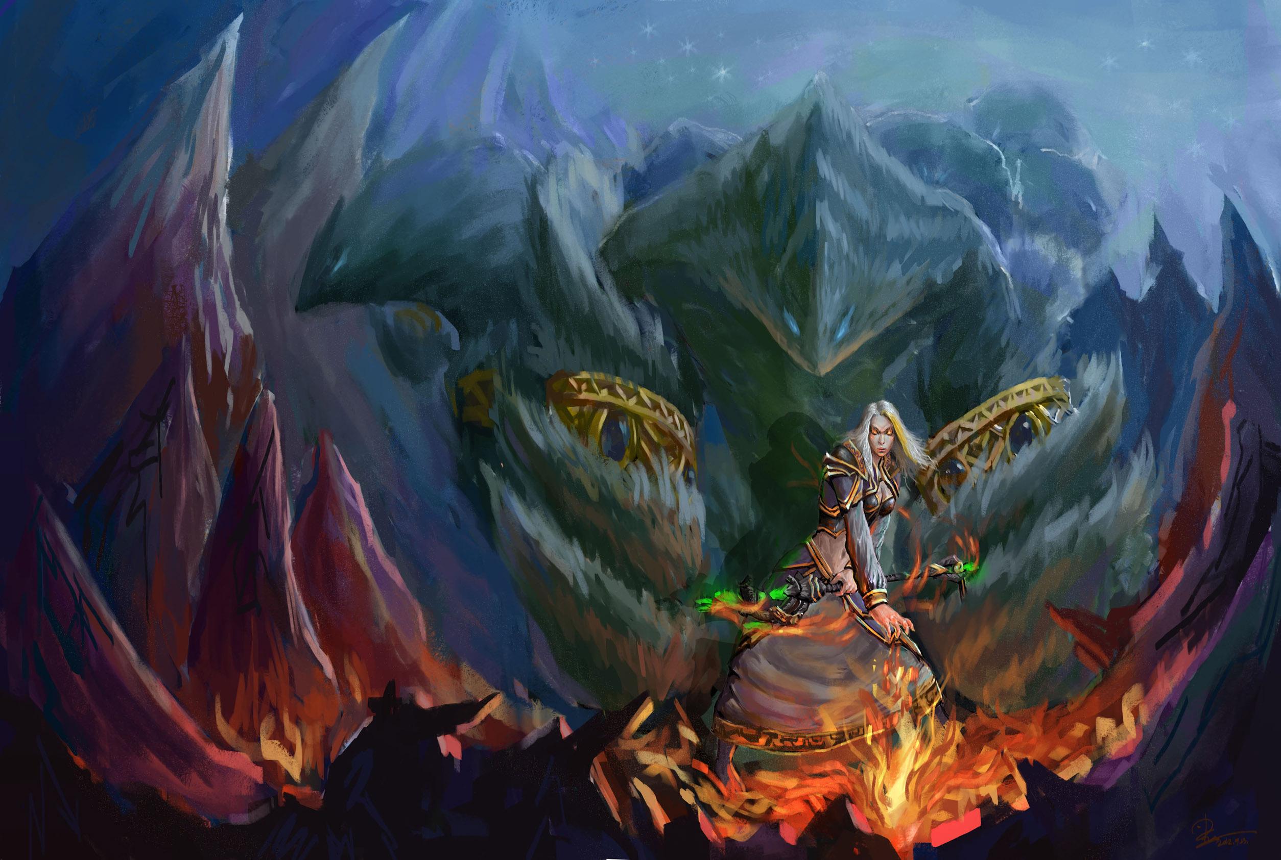 新坐骑 《魔兽世界》mop时空漫游地下城预览