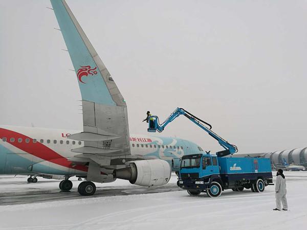 随着9c8595(沈阳-绵阳-昆明)航班于 8日17时18分顺利起飞,机场航班
