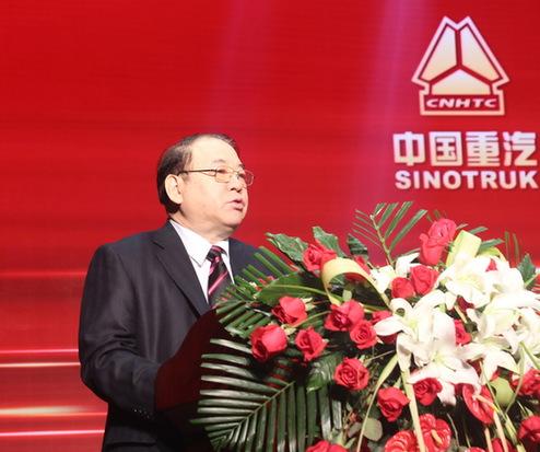 中国重汽还在产品结构调整
