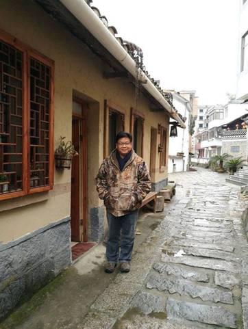 南昌湾里围绕宗祠农耕象棋文化打造垴下特色旅游乡村
