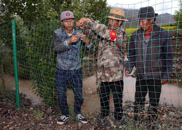 【中国梦・实践者】藏族护林员:用行动坚守国家的绿色屏障