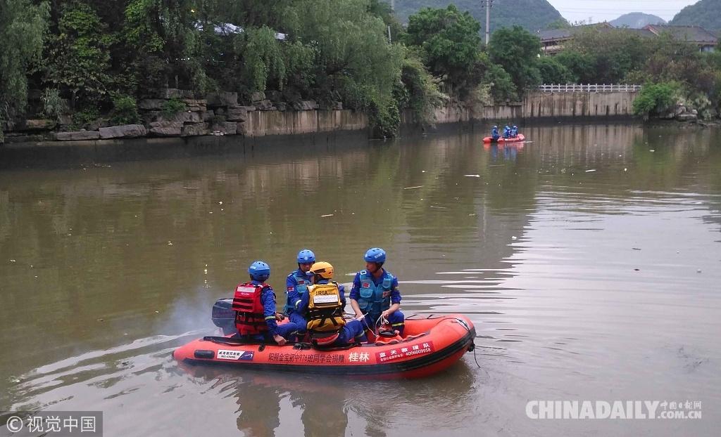 广西桂林龙舟翻船事件遇难人数已上升至11人