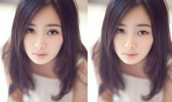 单眼皮美女明星_女明星变成单眼皮的样子,谁更美