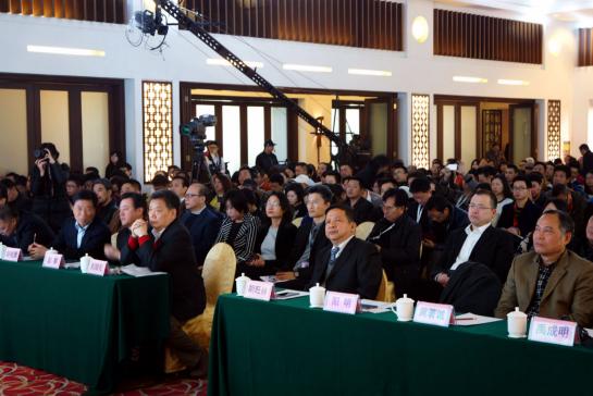首届中国国际科学纪录片观摩交流大会在广西兴安隆重举行