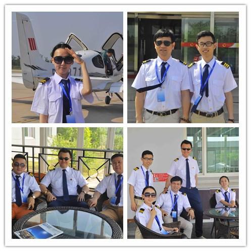 中国最大的飞行体验俱乐部中国小飞机俱乐部