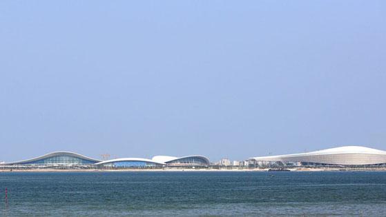 省运场馆巡礼:新的城市风景线