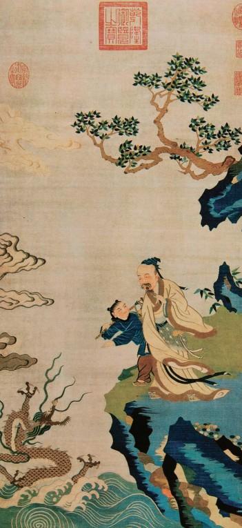刺绣文化作品鉴赏