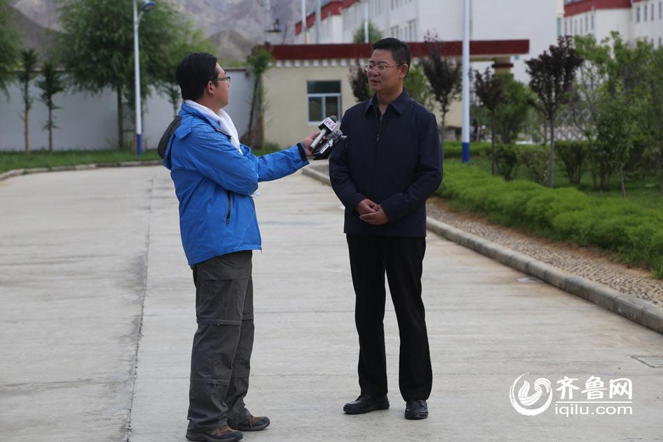高原著华章 热血谱新篇——山东援藏20周年采访行纪